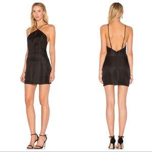 REVOLVE Capulet Mimi Black Mini Dress NWT